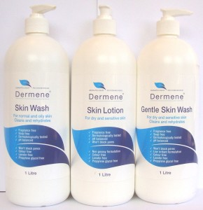 image of Dermene clinical skin products